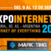 1° EXPOSICION DE INTERNET OF EVERYTHING EN LATINOAMERICA