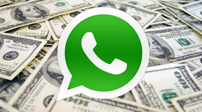 Pagar con WhatsApp será posible en los próximos meses